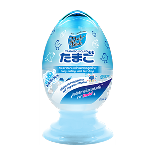 DAILY FRESH TAMAGO LIQUID BUBBLE BLUE