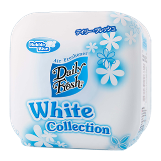 DAILY FRESH WHITE COLLECTION BUBBLE BLUE