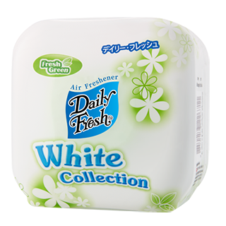 DAILY FRESH WHITE COLLECTION FRESH GREEN