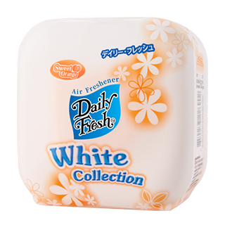 DAILY FRESH WHITE COLLECTION SWEET ORANGE