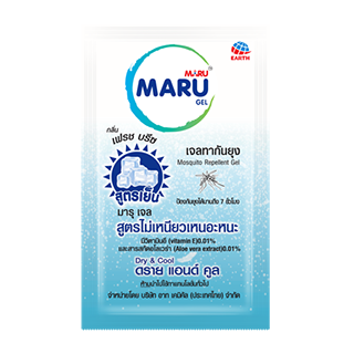 MARU GEL DRY&COOL FRESH BREEZE (SACHET)