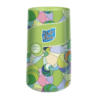 DAILY FRESH LIQUID AIR FRESHENER GREEN APPLE