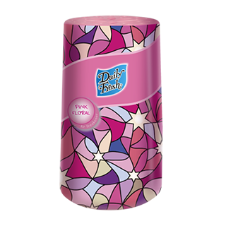 DAILY FRESH LIQUID AIR FRESHENER PINK FLORAL