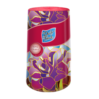 DAILY FRESH LIQUID AIR FRESHENER ROSE BOUQUET