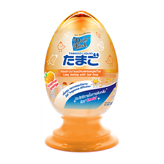 DAILY FRESH TAMAGO LIQUID TROPICAL ORANGE