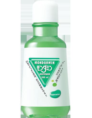 น้ำยาบ้วนปากมอนดามิน รสเปปเปอร์มินท์