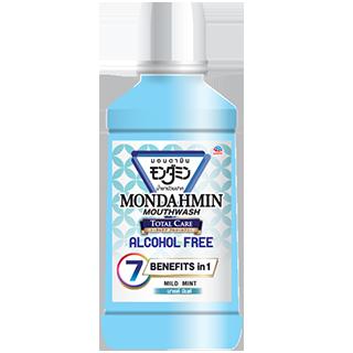 น้ำยาบ้วนปากมอนดามิน สูตรไม่มีแอลกอฮอล์