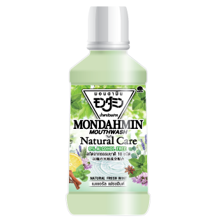 Mondahmin Mouthwash Natural Care